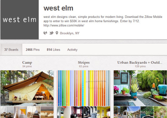 West Elm on Pinterest