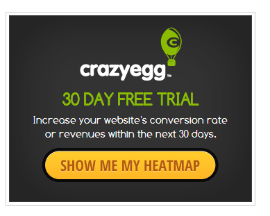 crazyegg free trial