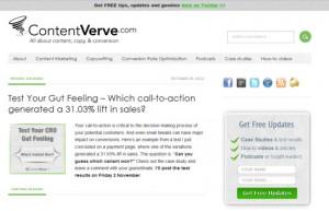 Content Verve