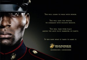 Marine Corps Marketing