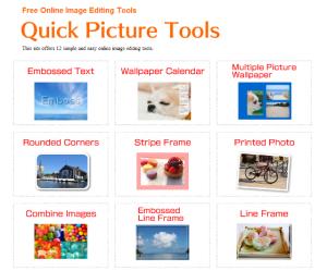 Quick Picture Tools