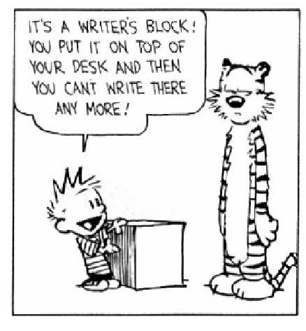 Image result for writers block funny
