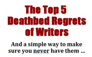 headline: top 5 deadbed regrets