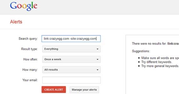 google-alerts-links