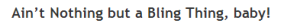 vain blog headline