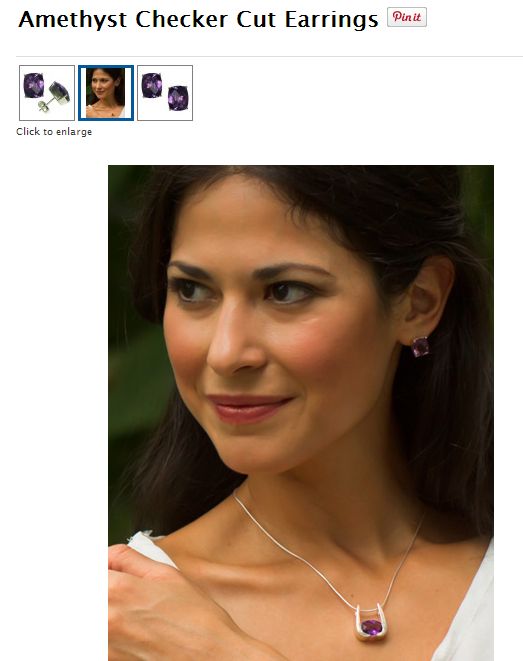 Wildgems make it easy for their customers to imagine how their gems would look on them