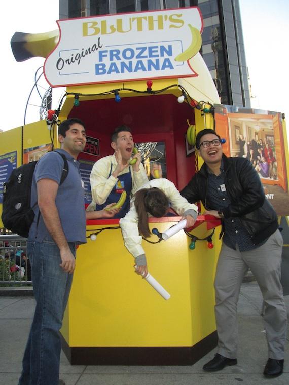 bluths banana stand ny