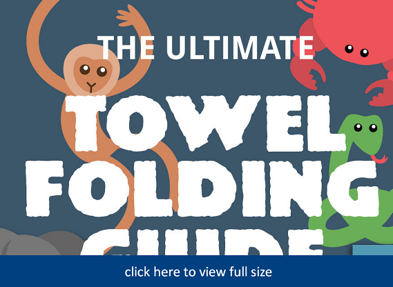 Towel Guide Infographic