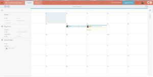 Coschedule calendar