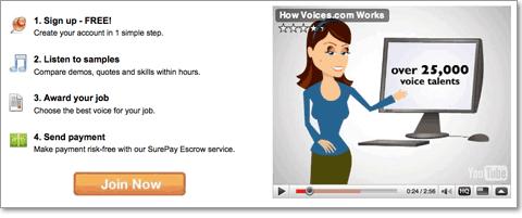 voices explainer videos
