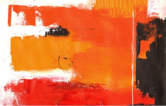 abstrakter gemalter Hintergund