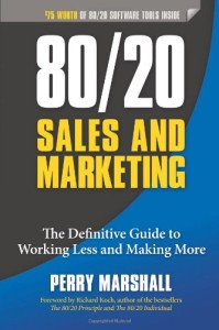 perry marshall book 80/20 sales and marketing