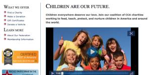 The Children Are Our Future Screen Shot