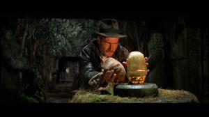 Screenshot from Indiana Jones Movie