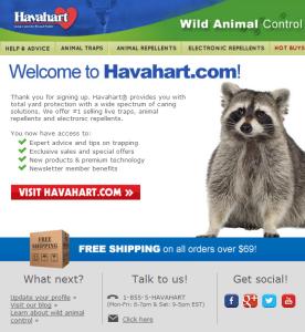 havahart email