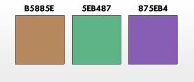 triadic colors