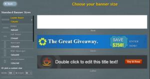 14 EWC banners