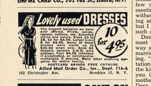 old-style direct response ad