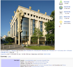 wikimedia commons image info