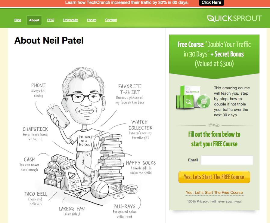 about Neil Patel