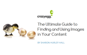 finding images for your content