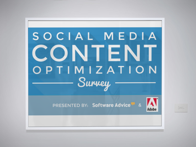 social media optimization survey placeit