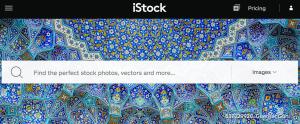 iStock Home