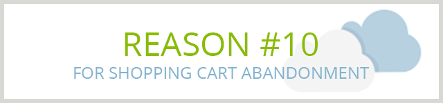 The definitive guide to shopping cart abandonment your coupon codes dont work fandeluxe Gallery