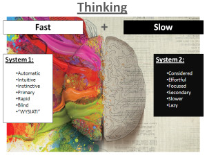 System 1 System 2 Brain