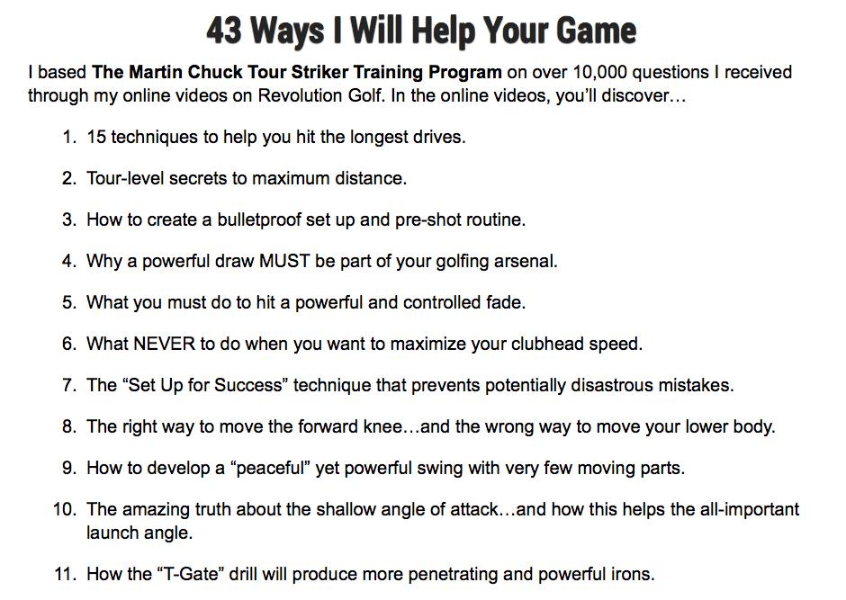 43 ways i will help