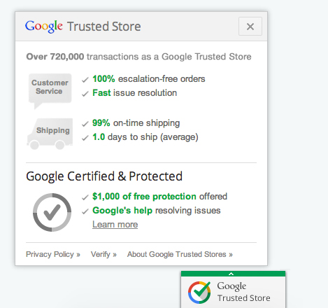 GoogleTrusted