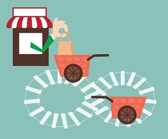 customer retention strategies concept