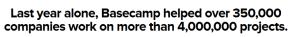 specifics - basecamp