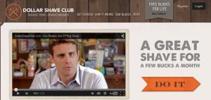 Dollar Shave Club Story