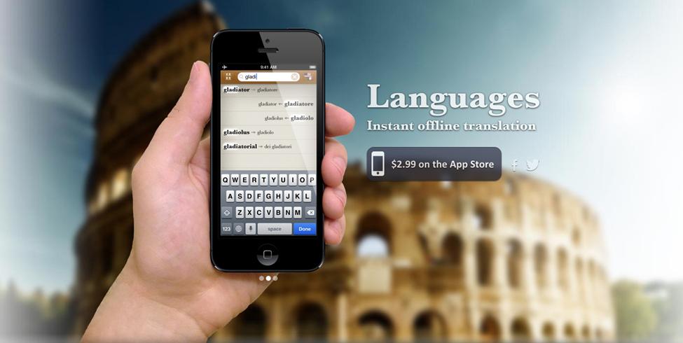 languages app