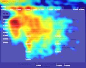 clicktale heatmap