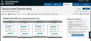 visual web optimizer