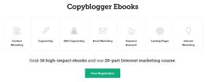 Copyblogger gated content