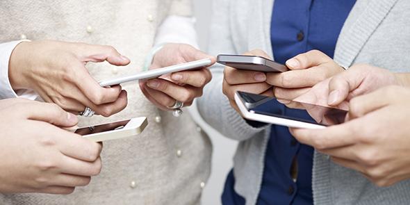 responsive smart phone