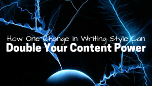 Double Your Content Power - CrazyEgg