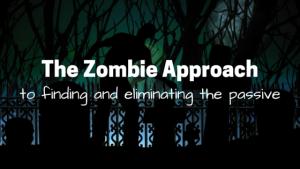 passive zombies - CrazyEgg