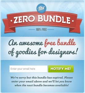 web designer depot product bundle