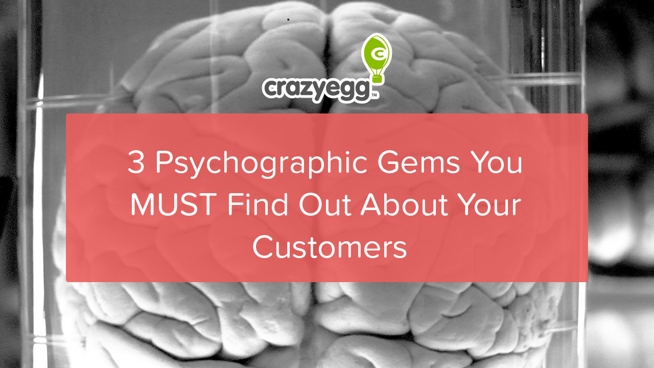 083754121a7 3 Psychographic Gems You MUST Know About Customers (Examples)