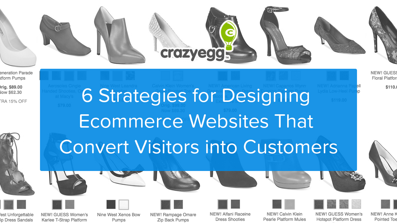 ecommerce designs that convert