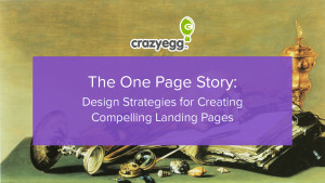the one page story