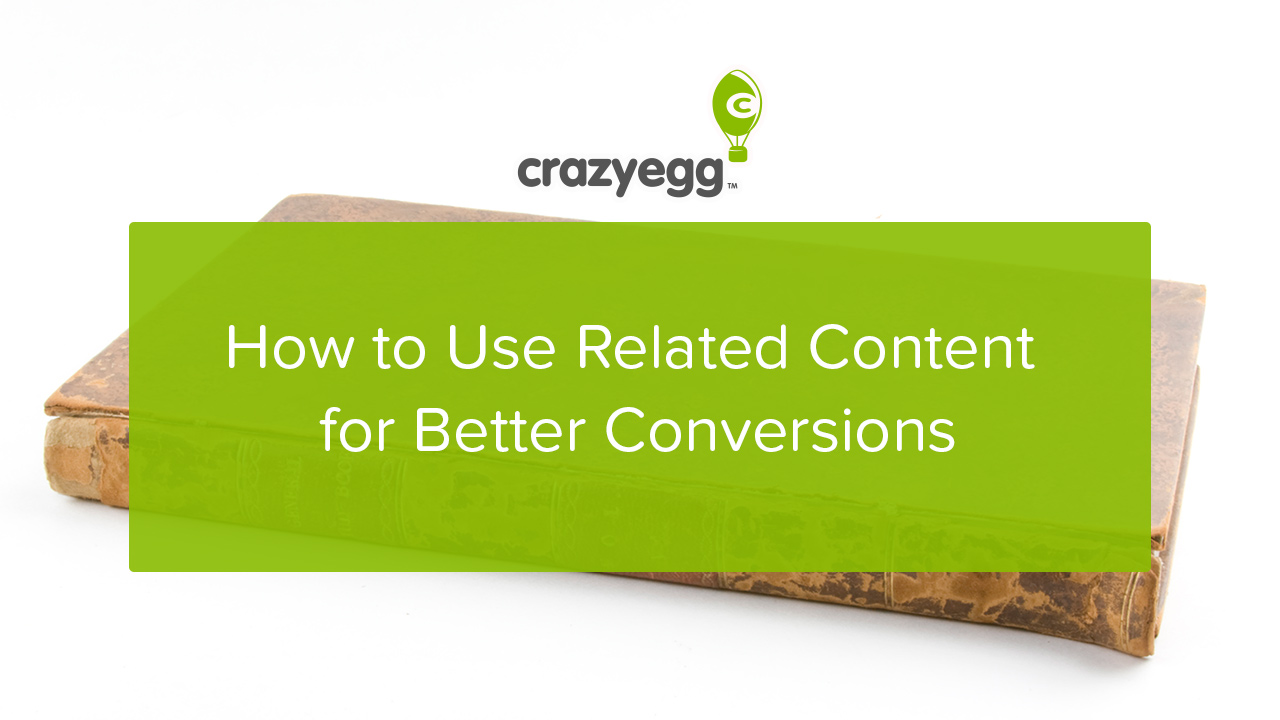 related content for better conversions