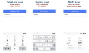 keyboard inputs numbers