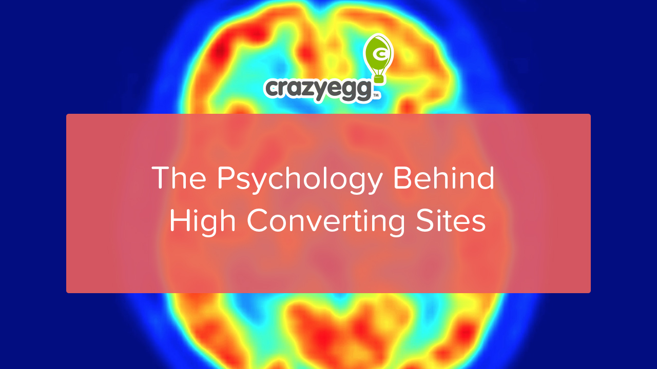 psychology of high converting websites