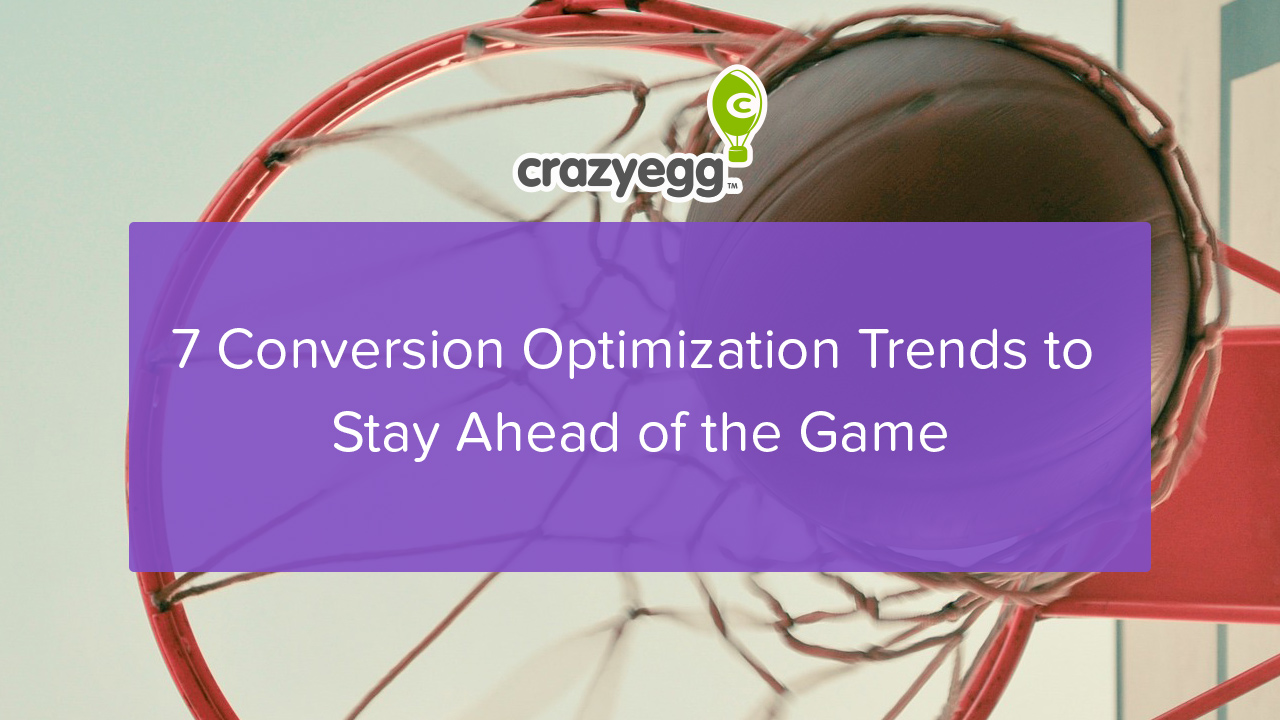 7 CRO trends to stay ahead of the game