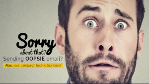 top email marketing blunders